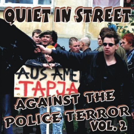 Against The Police Terror vol.2
