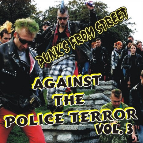 Against The Police Terror vol.3